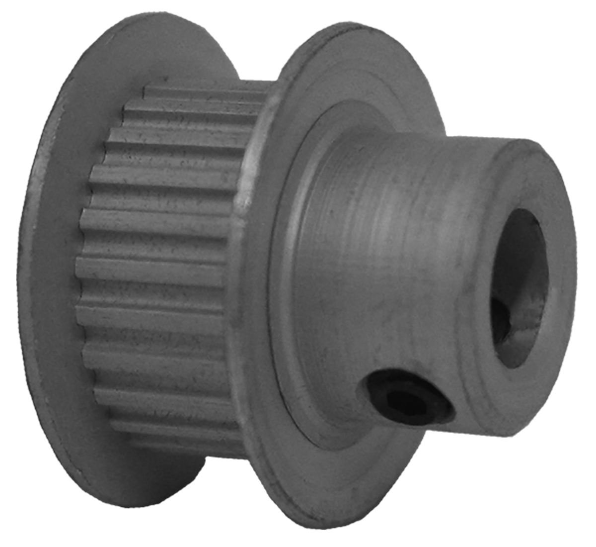 25MP025-6FA3 - Aluminum Imperial Pitch Pulleys