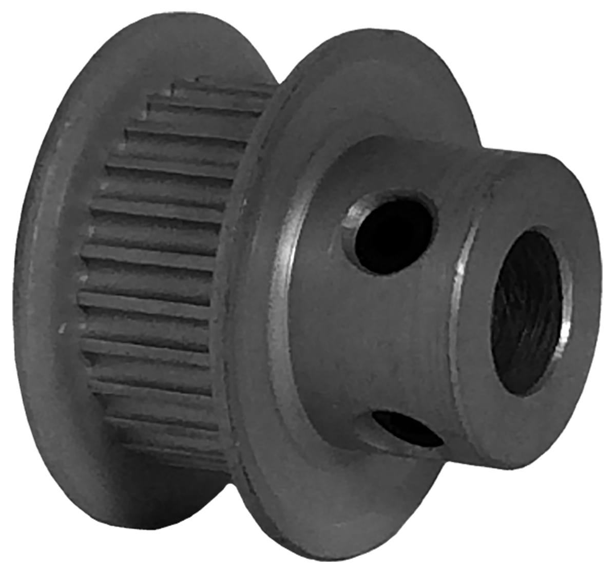 26-2P06-6FA3 - Aluminum Powerhouse® Pulleys