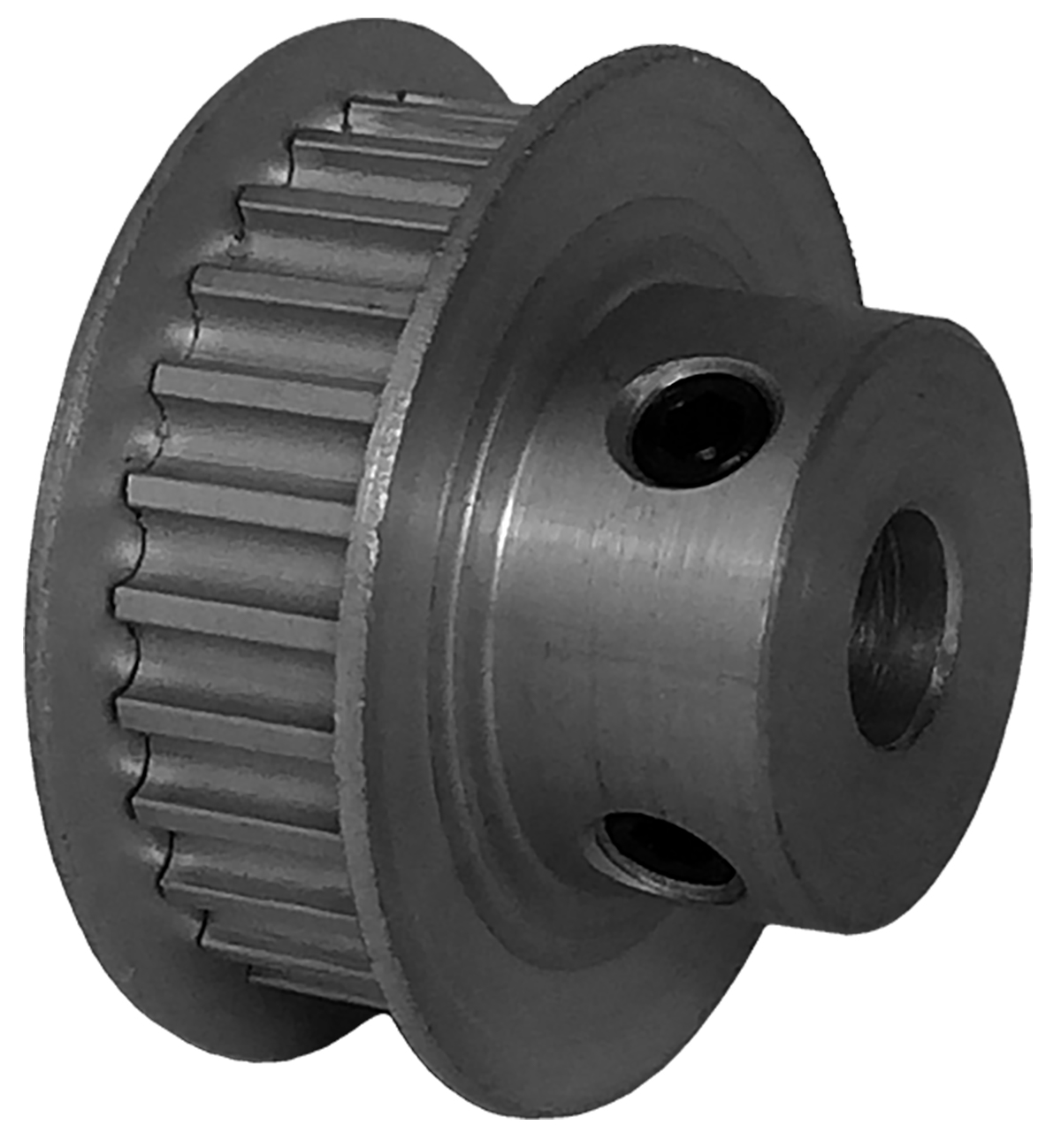 26-3M06M6FA6 - Aluminum Powerhouse®HTD® Pulleys