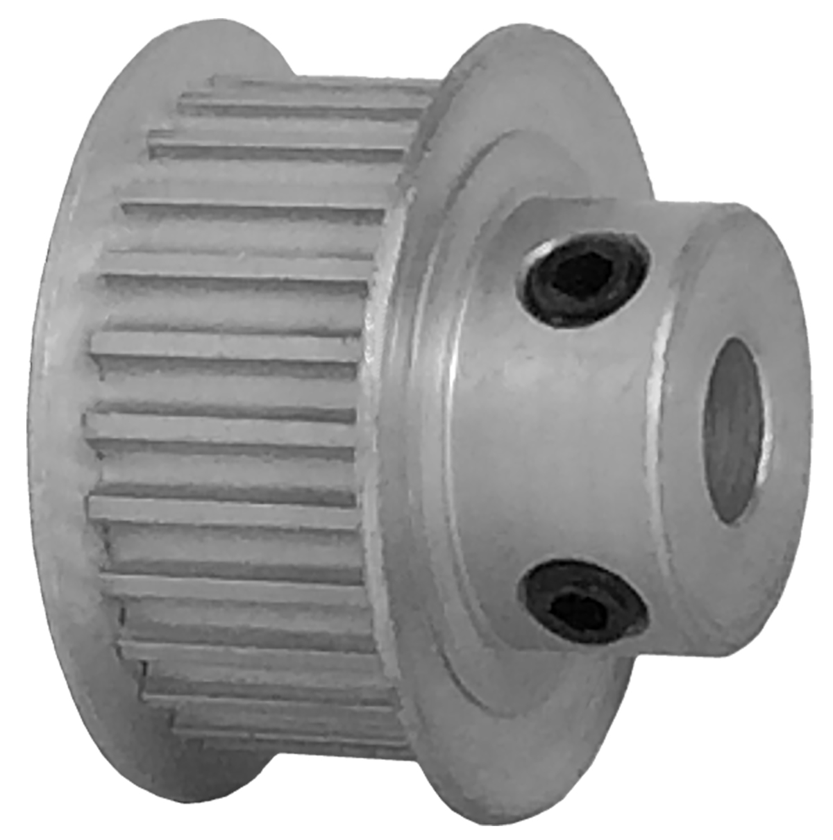 26-3M09-6FA3 - Aluminum Powerhouse®HTD® Pulleys
