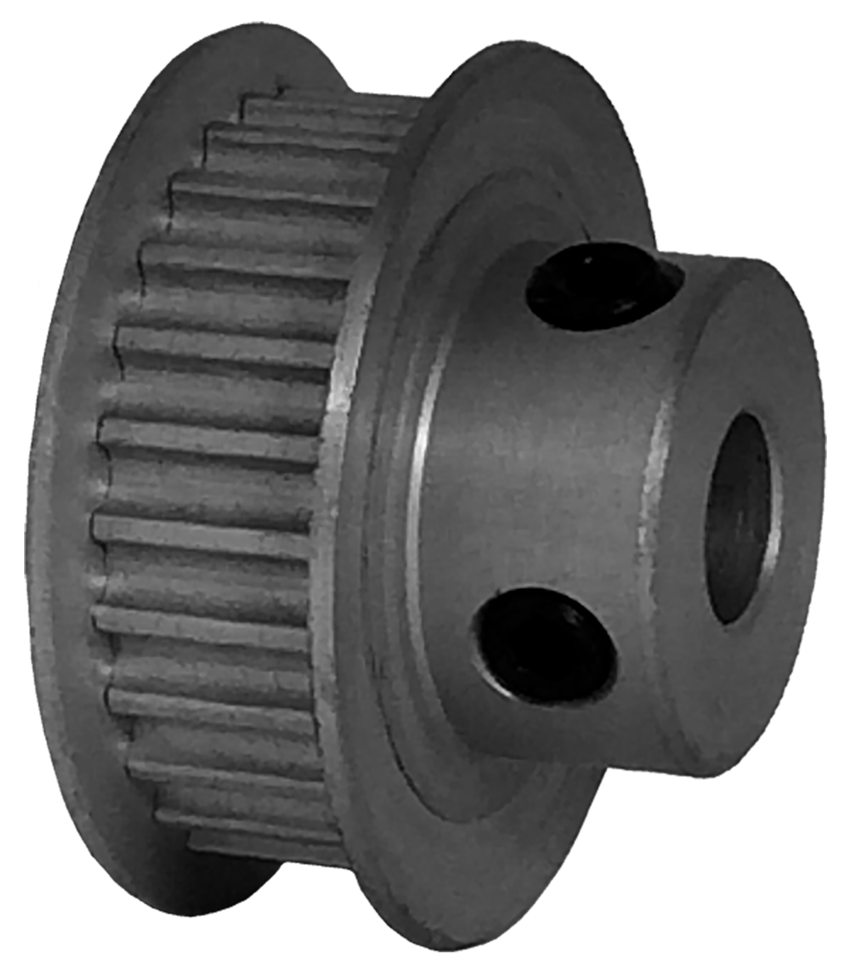 26-3P06-6FA3 - Aluminum Powerhouse® Pulleys