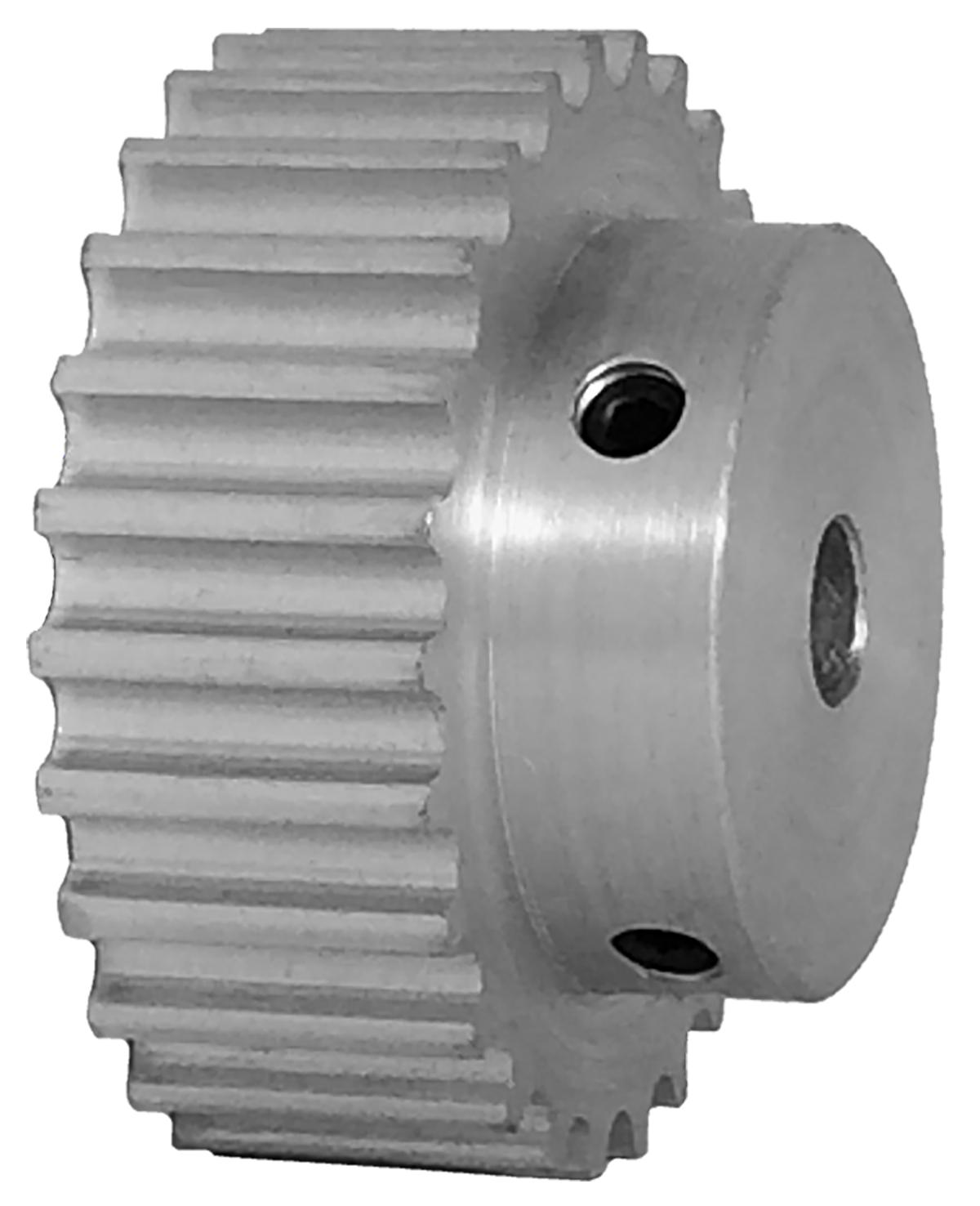 26-5M09-6A3 - Aluminum Powerhouse®HTD® Pulleys