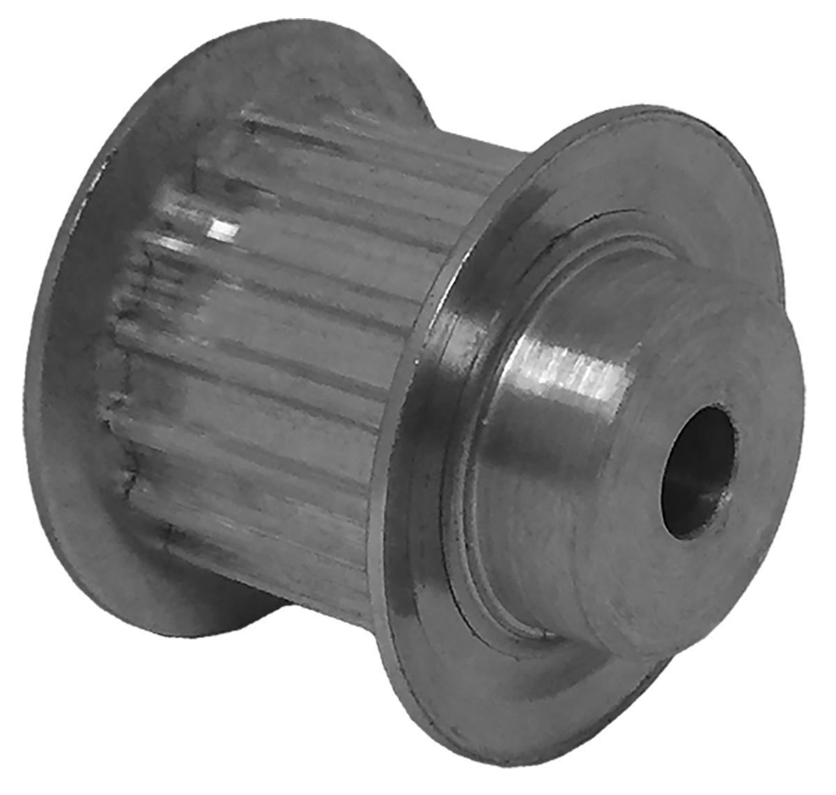 27AT5/16-2 - Aluminum Metric Pulleys