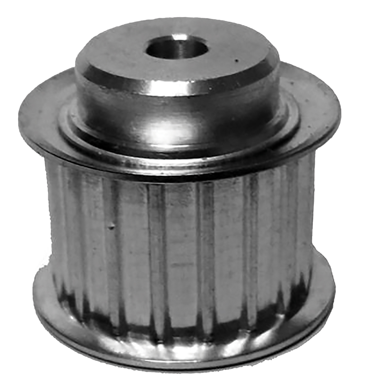 27AT5/22-2 - Aluminum Metric Pulleys