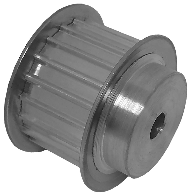 27AT5/20-2 - Aluminum Metric Pulleys