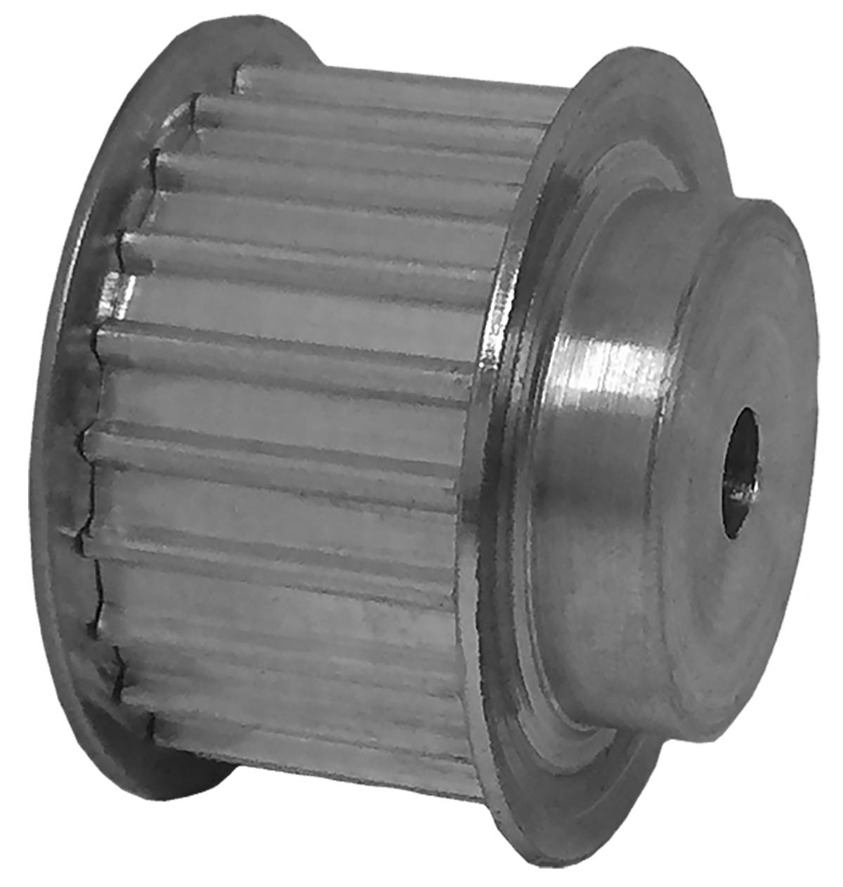 27AT5/22-2 - Aluminum Metric Pulleys