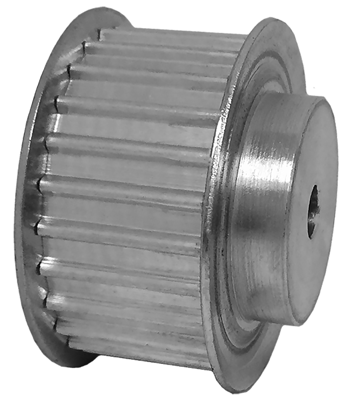 27AT5/25-2 - Aluminum Metric Pulleys