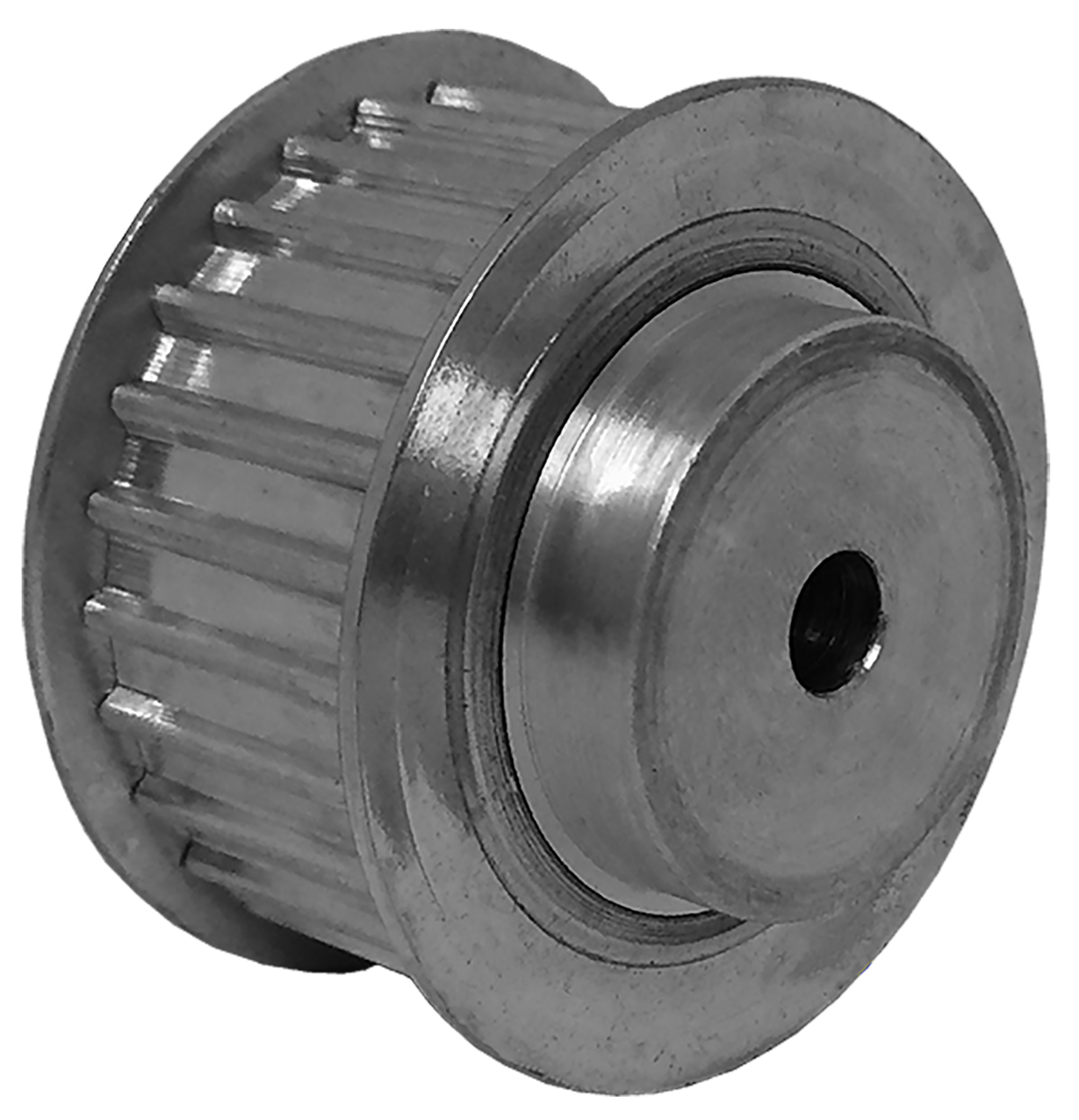 27AT5/26-2 - Aluminum Metric Pulleys