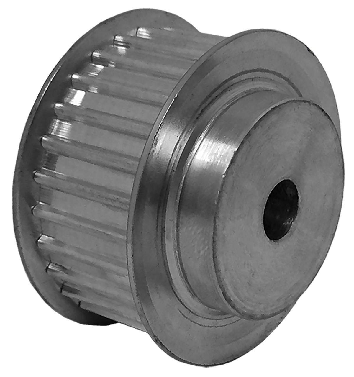 27AT5/27-2 - Aluminum Metric Pulleys