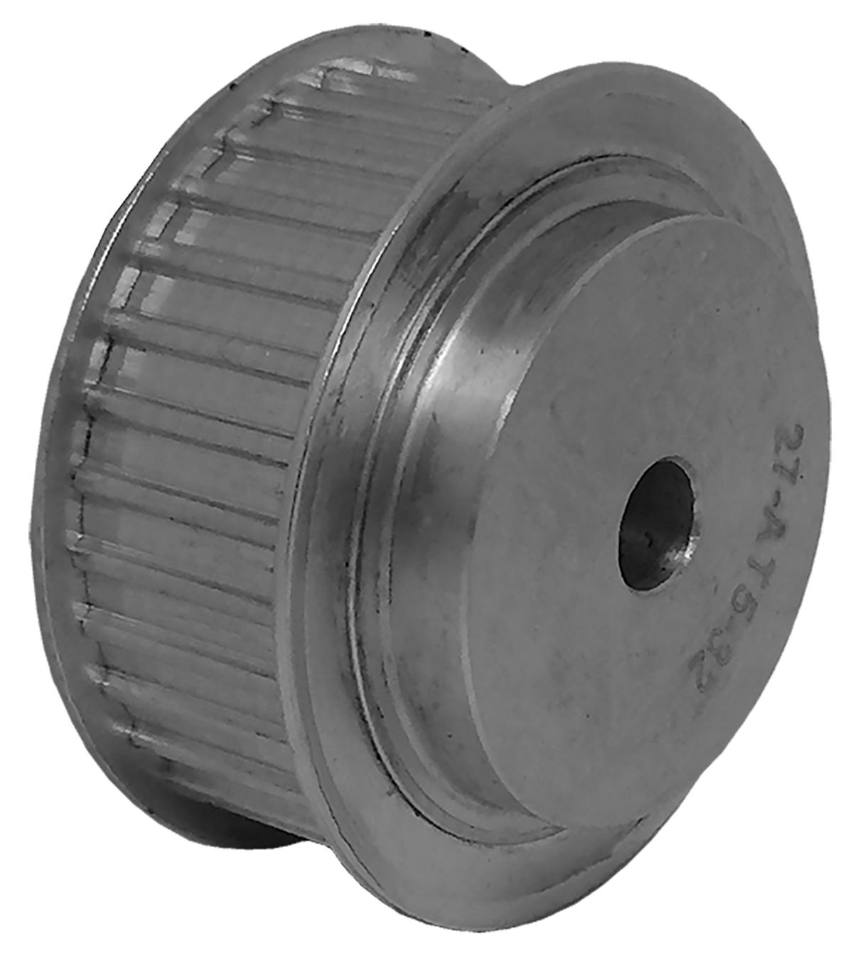 27AT5/32-2 - Aluminum Metric Pulleys