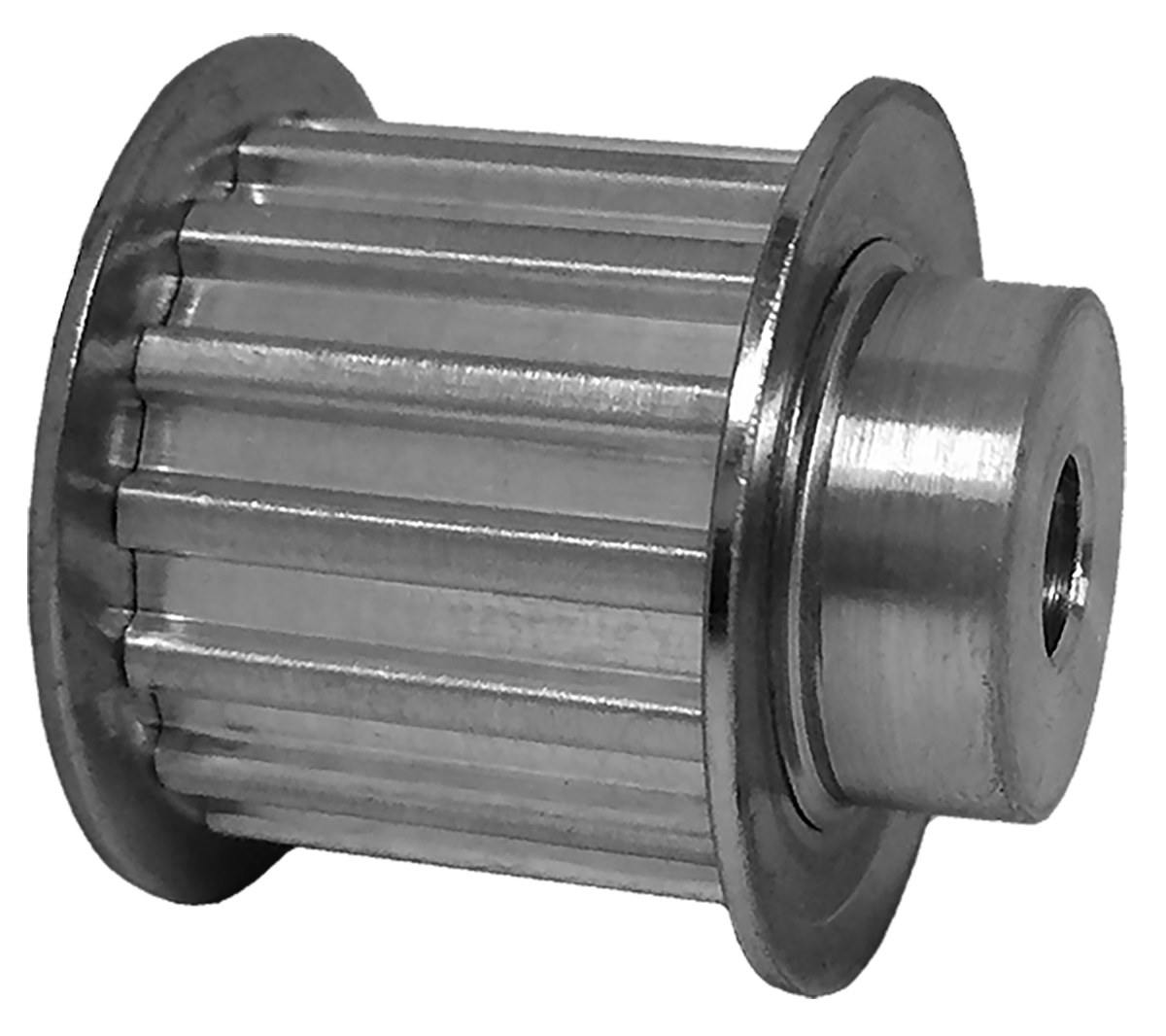 27T5/15-2 - Aluminum Metric Pulleys