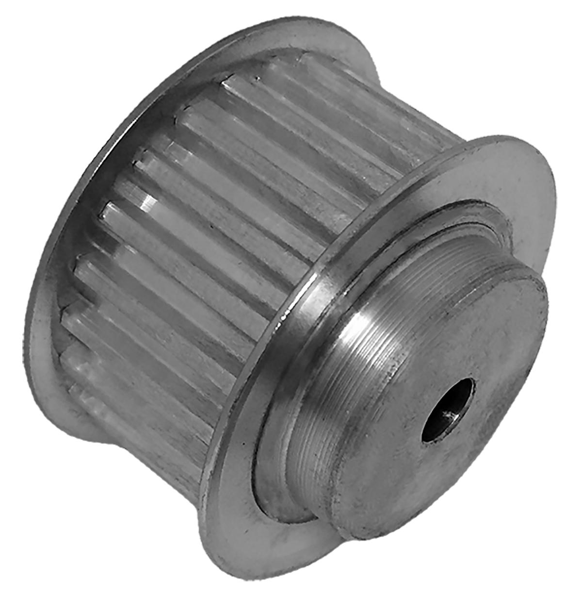27T5/24-2 - Aluminum Metric Pulleys