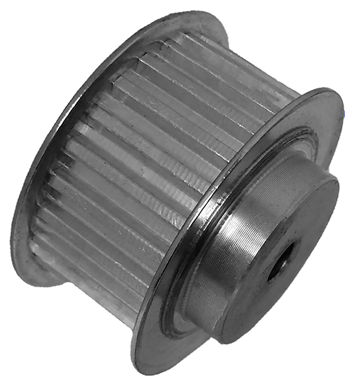 27T5/25-2 - Aluminum Metric Pulleys