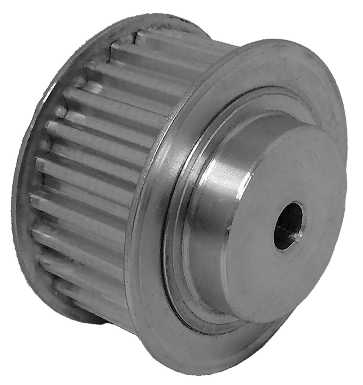 27T5/26-2 - Aluminum Metric Pulleys