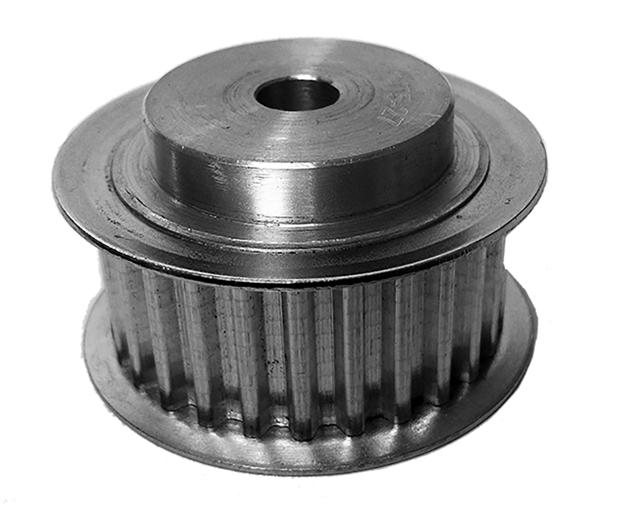 27T5/12-2 - Aluminum Metric Pulleys