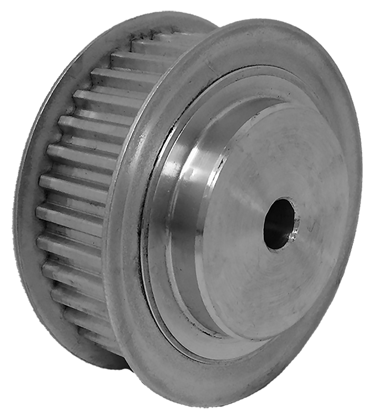 27T5/36-2 - Aluminum Metric Pulleys