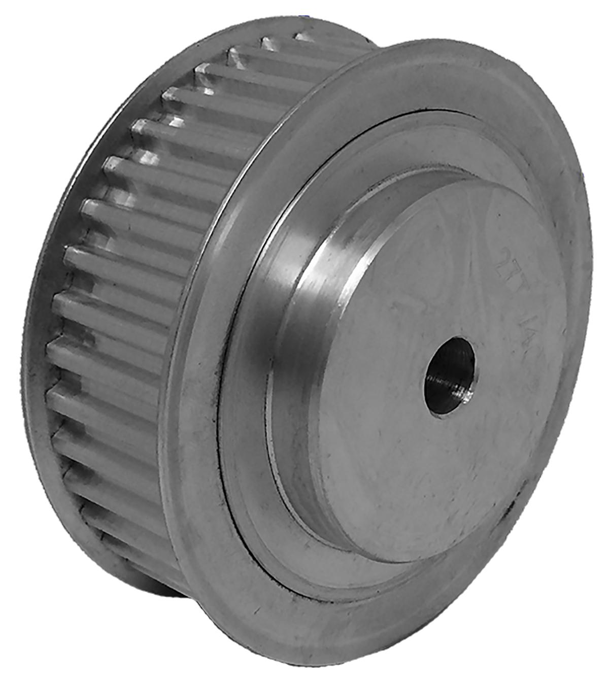 27T5/40-2 - Aluminum Metric Pulleys