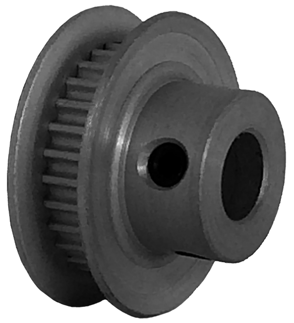 28-2P03-6FA3 - Aluminum Powerhouse® Pulleys
