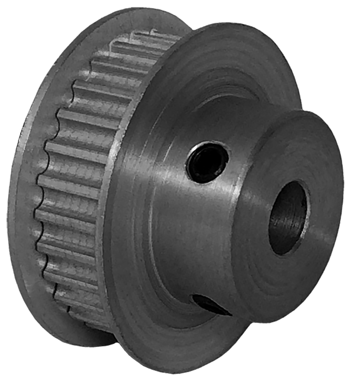 28-3M06M6FA6 - Aluminum Powerhouse®HTD® Pulleys