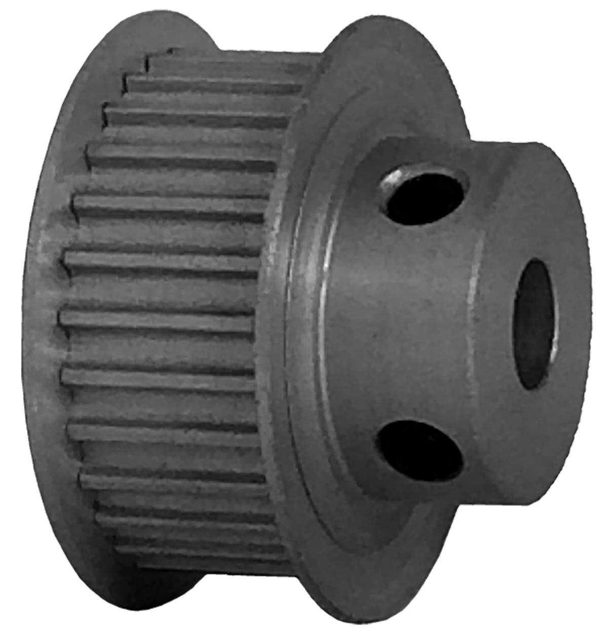 28-3M09-6FA3 - Aluminum Powerhouse®HTD® Pulleys