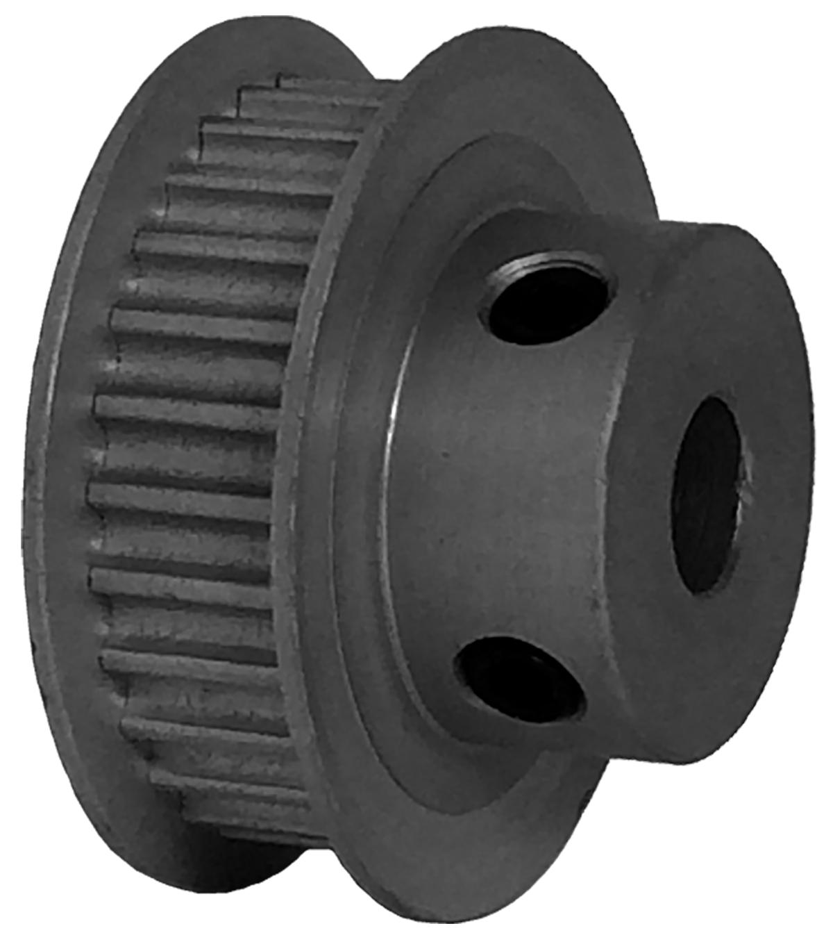 28-3P06-6FA3 - Aluminum Powerhouse® Pulleys