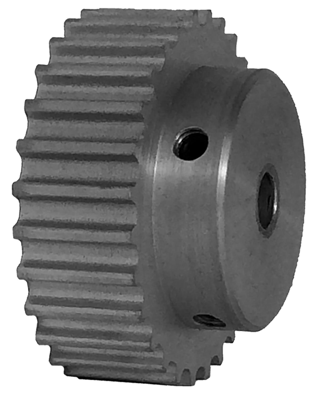 28-5M09-6A3 - Aluminum Powerhouse®HTD® Pulleys