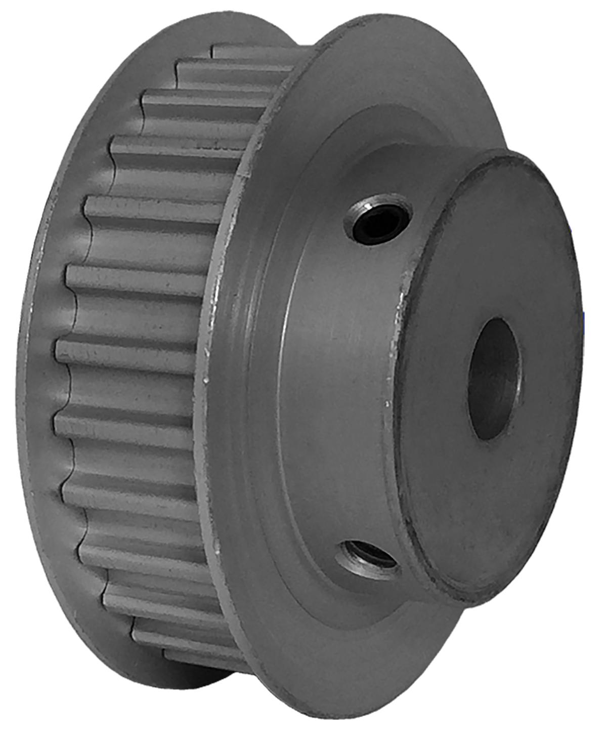 28-5M09M6FA8 - Aluminum Powerhouse®HTD® Pulleys