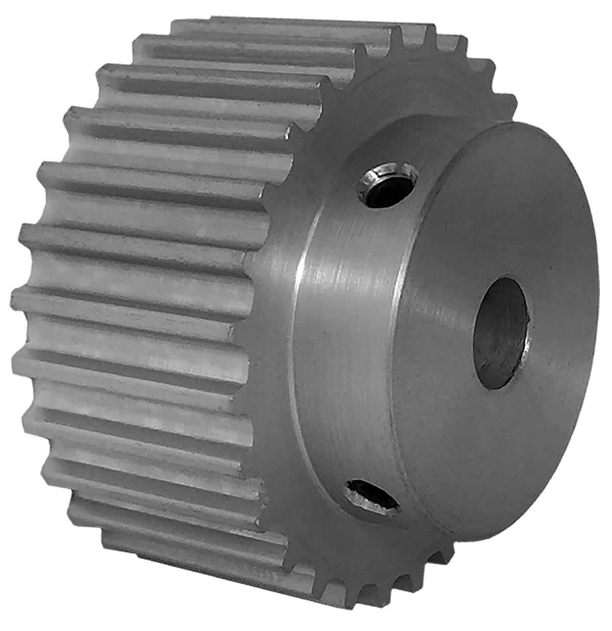 28-5M15M6A8 - Aluminum Powerhouse®HTD® Pulleys