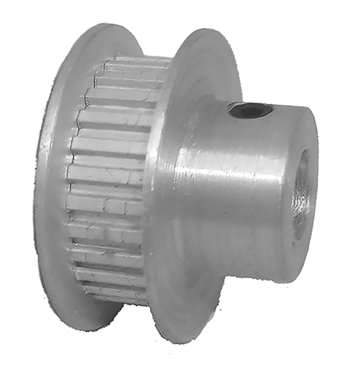 38LT187-6FA3 - Aluminum Imperial Pitch Pulleys