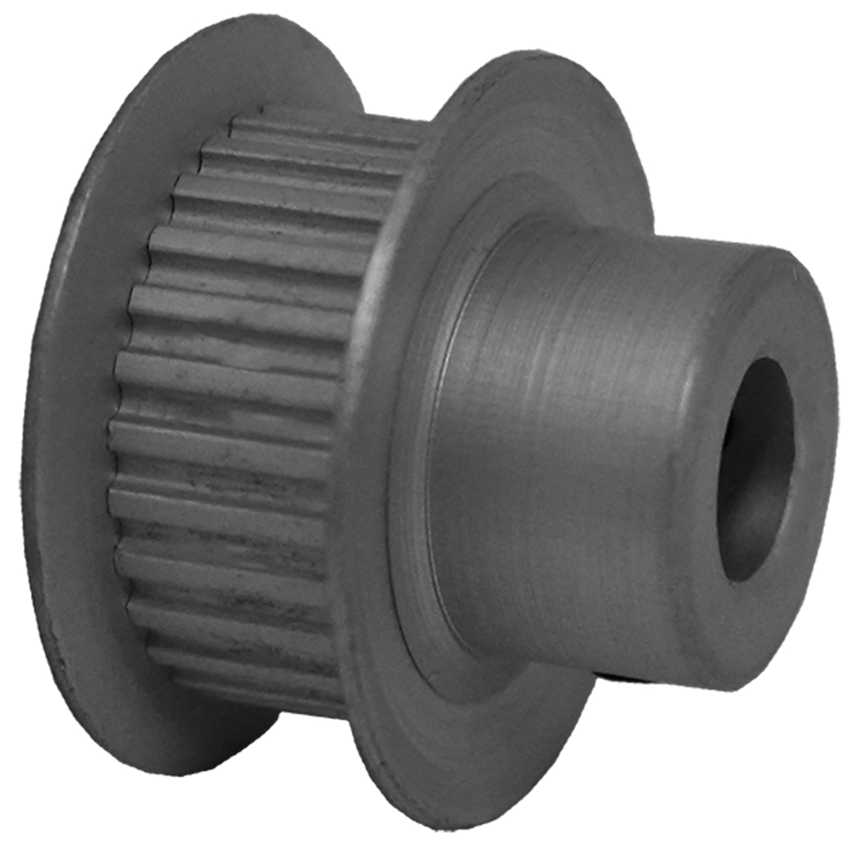 28MP025-6FA3 - Aluminum Imperial Pitch Pulleys