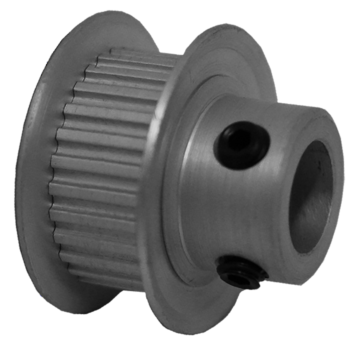 28MP025-6FA4 - Aluminum Imperial Pitch Pulleys