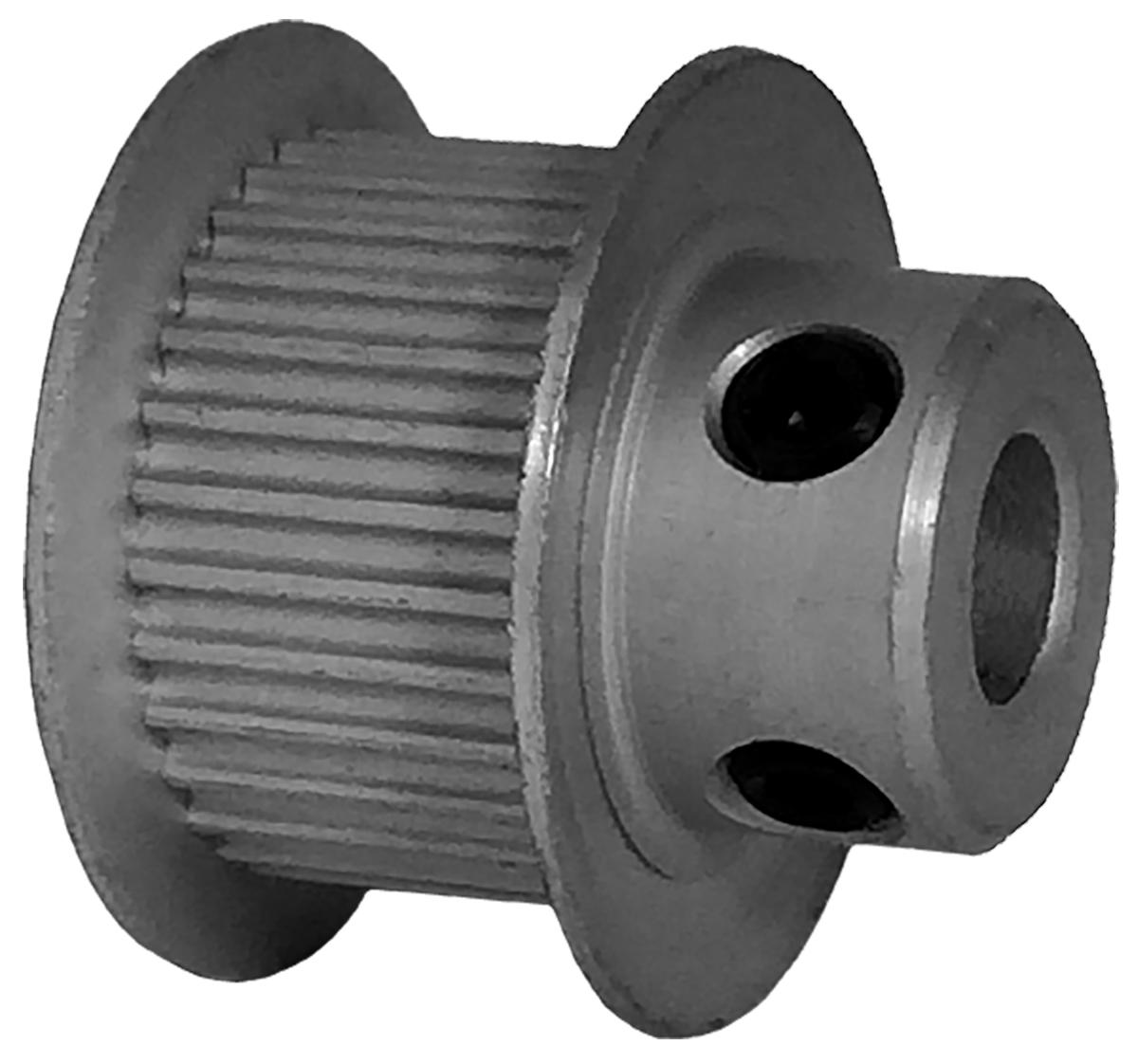 30-2P09-6FA3 - Aluminum Powerhouse® Pulleys