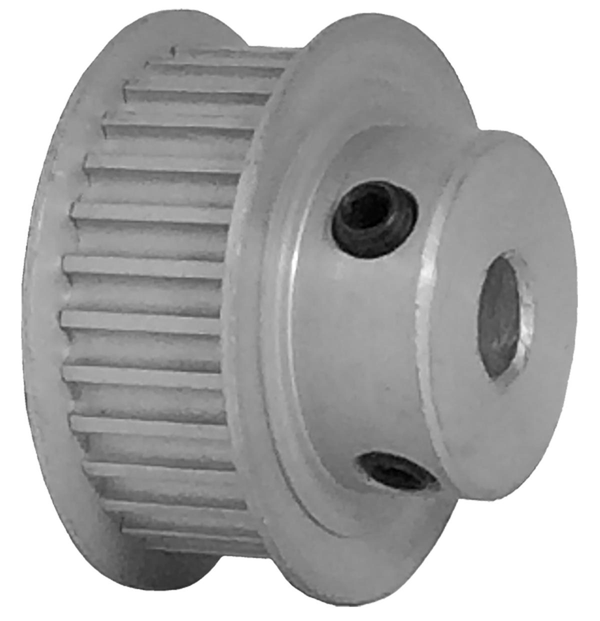 30-3M09-6FA3 - Aluminum Powerhouse®HTD® Pulleys