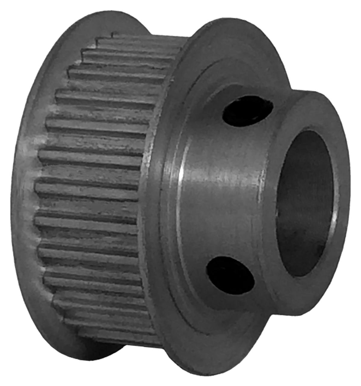30-3P09-6FA6 - Aluminum Powerhouse® Pulleys