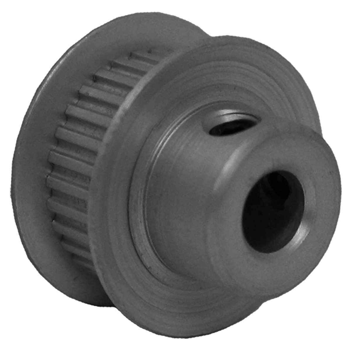 30MP025-6FA3 - Aluminum Imperial Pitch Pulleys