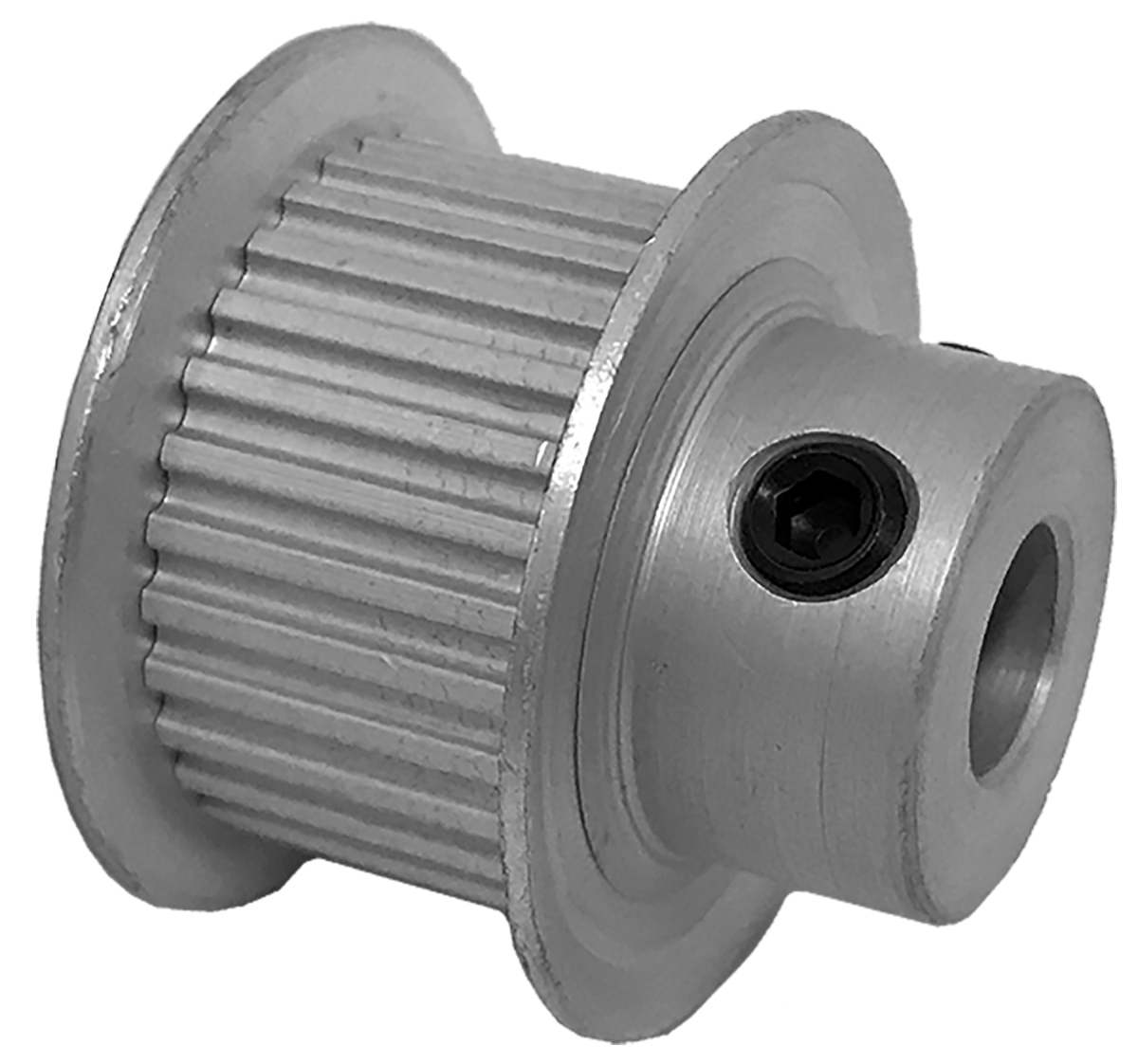 30MP037-6FA3 - Aluminum Imperial Pitch Pulleys