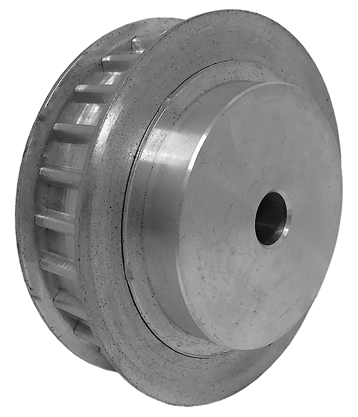 31AT10/27-2 - Aluminum Metric Pulleys