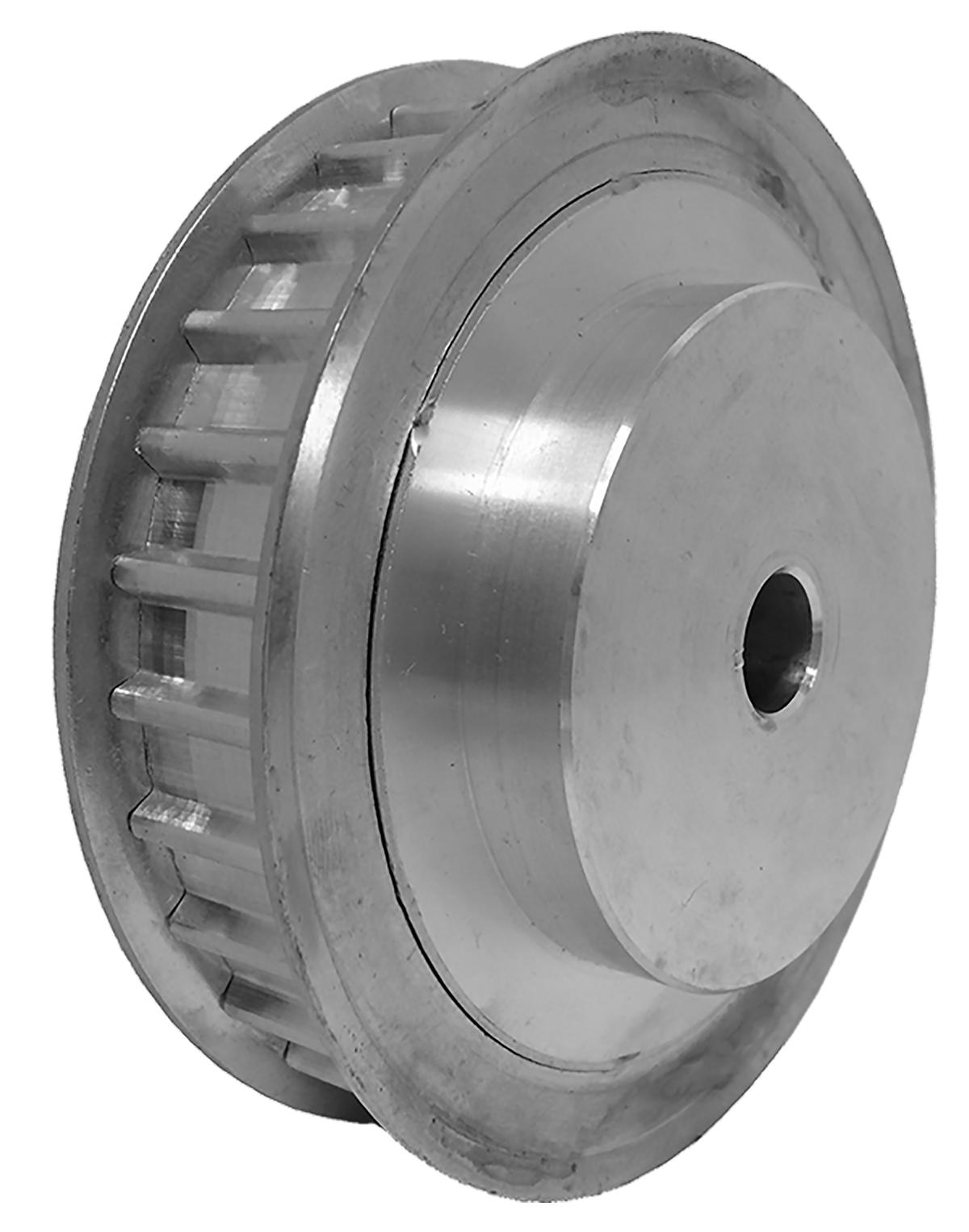 31AT10/30-2 - Aluminum Metric Pulleys