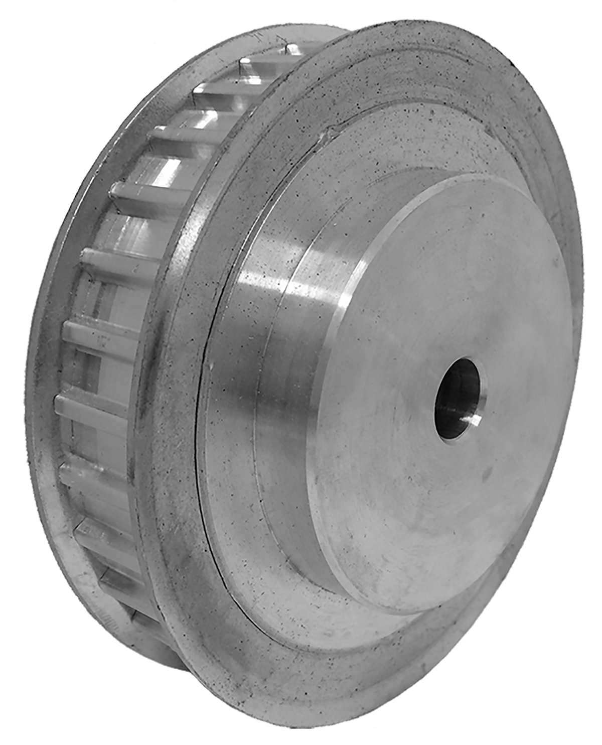 31AT10/32-2 - Aluminum Metric Pulleys