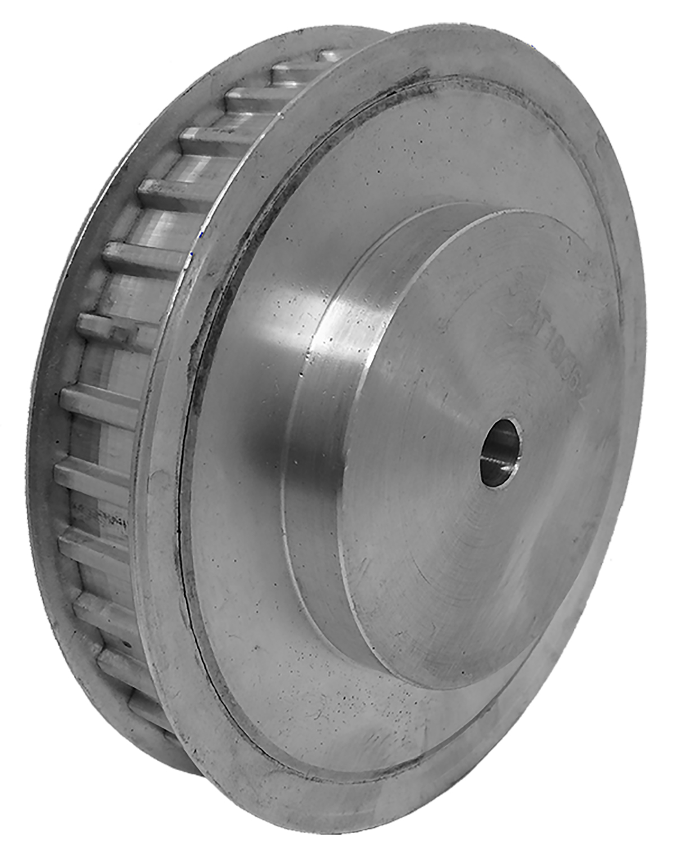 31AT10/36-2 - Aluminum Metric Pulleys