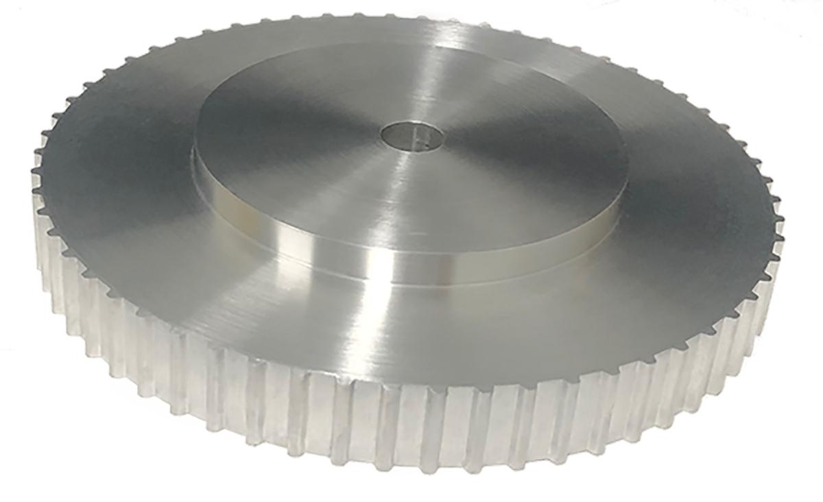 31AT10/60-0 - Aluminum Metric Pulleys