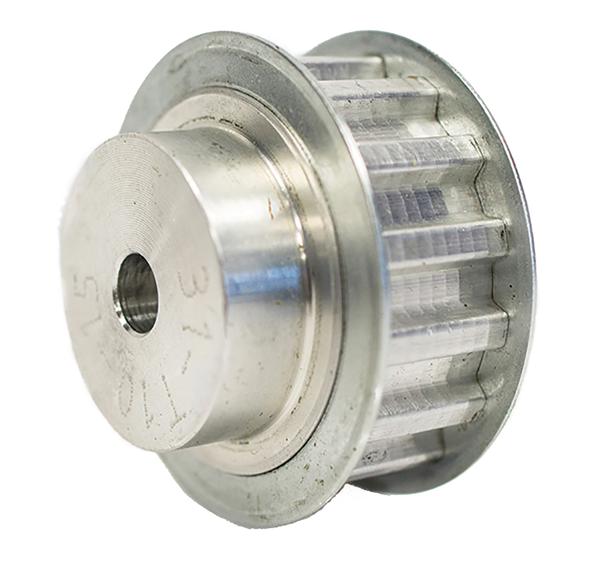 31T10/16-2 - Aluminum Metric Pulleys