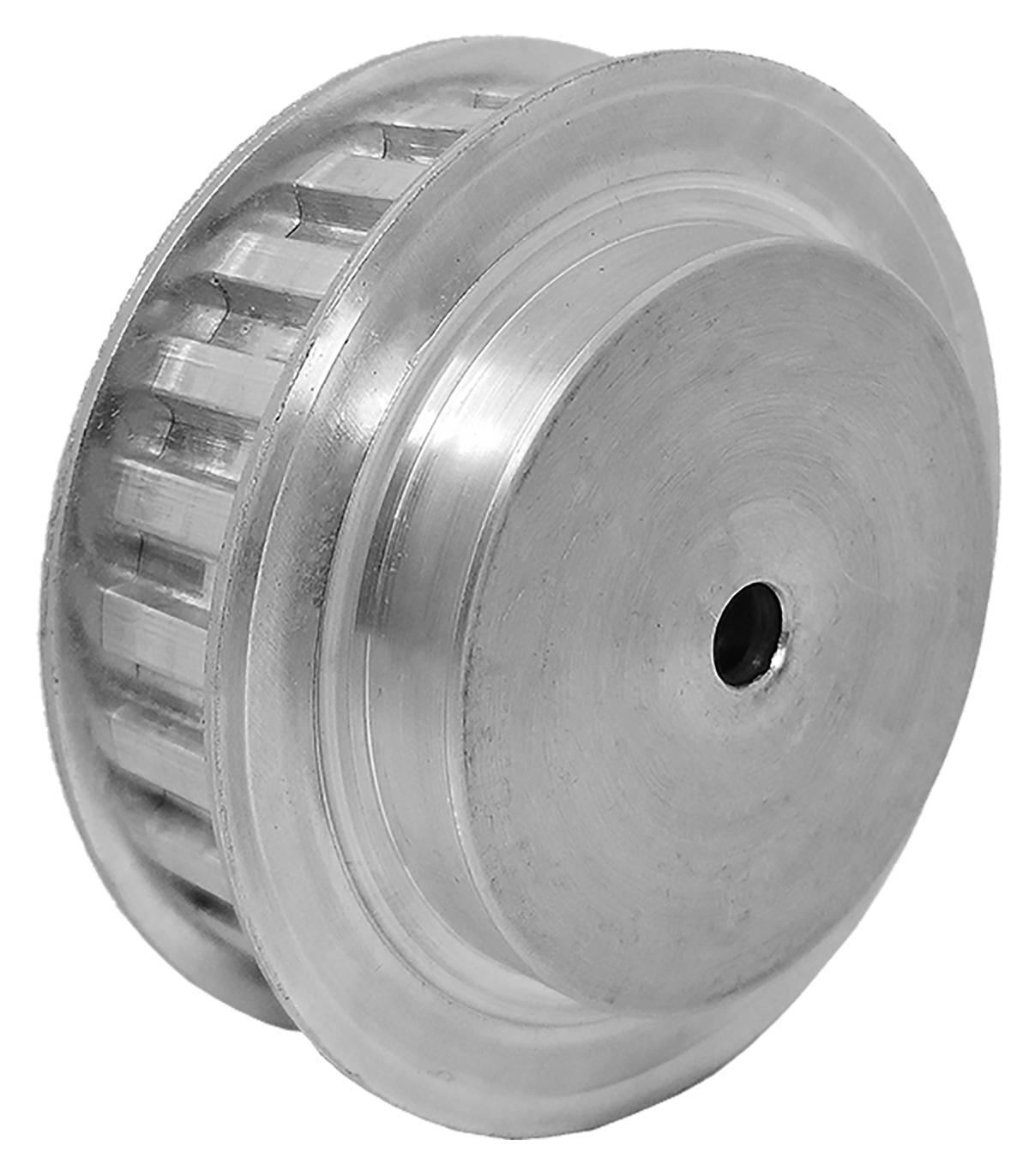 31T10/25-2 - Aluminum Metric Pulleys