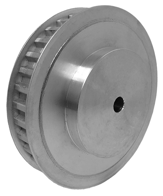 31T10/36-2 - Aluminum Metric Pulleys