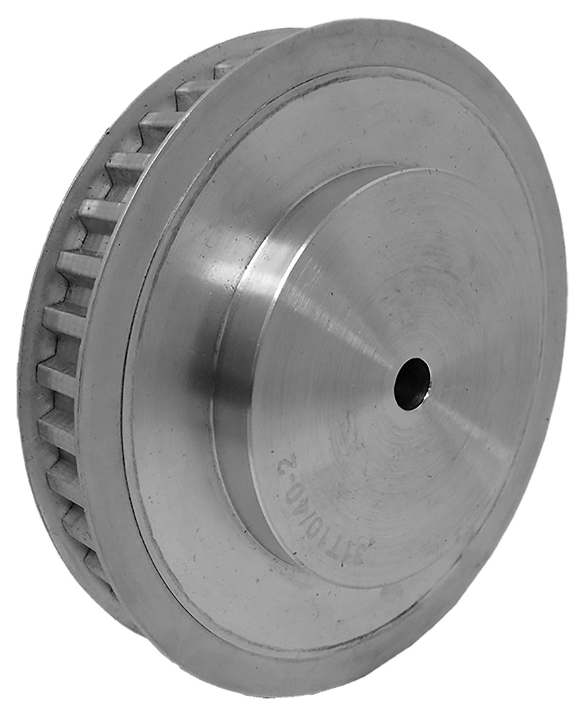 31T10/40-2 - Aluminum Metric Pulleys