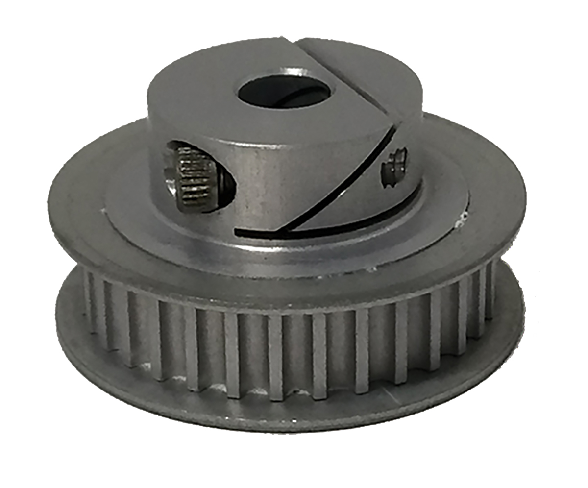 10-3M06-IA1 - E-Z Lock Hub Aluminum Powerhouse®HTD® Pulleys