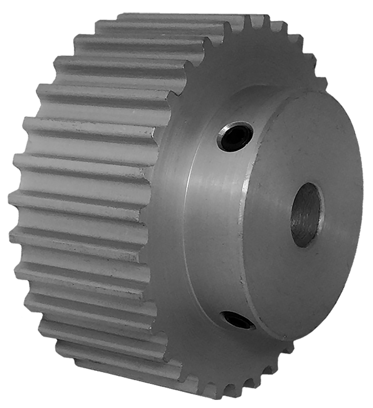 32-5M15M6A8 - Aluminum Powerhouse®HTD® Pulleys