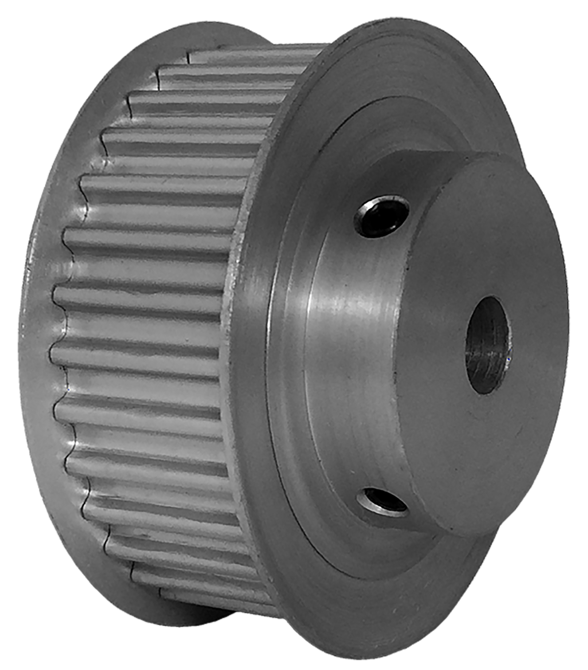 32-5M15M6FA8 - Aluminum Powerhouse®HTD® Pulleys