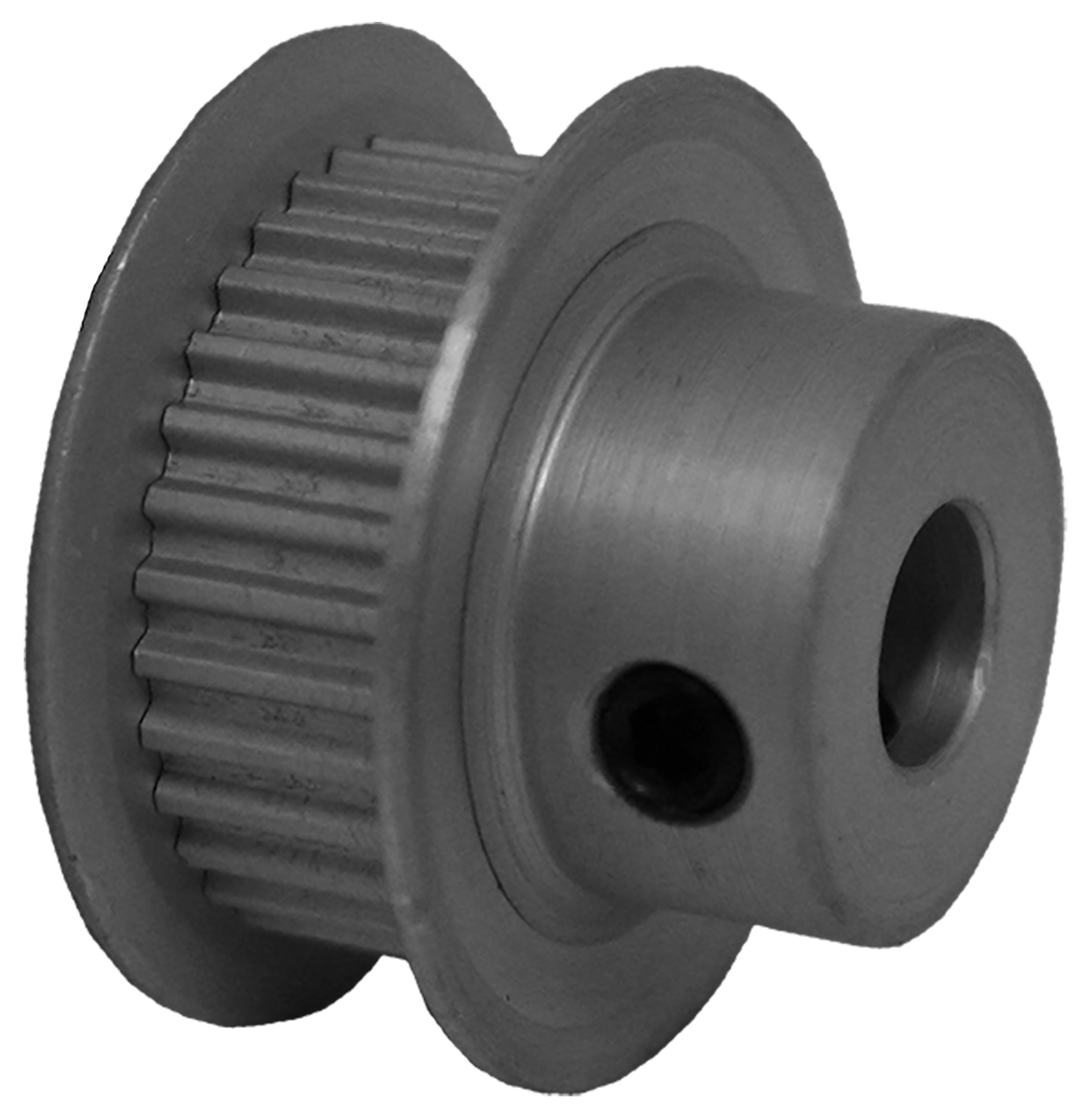 32MP025-6FA3 - Aluminum Imperial Pitch Pulleys