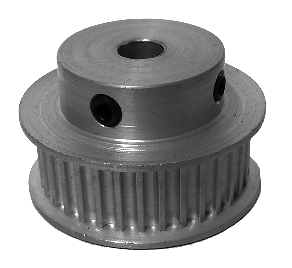 34-3M09-6FA3 - Aluminum Powerhouse®HTD® Pulleys